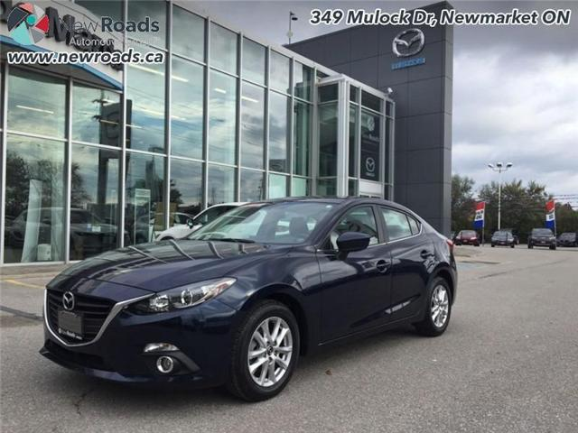 2016 Mazda Mazda3 GS (Stk: 40595A) in Newmarket - Image 1 of 30