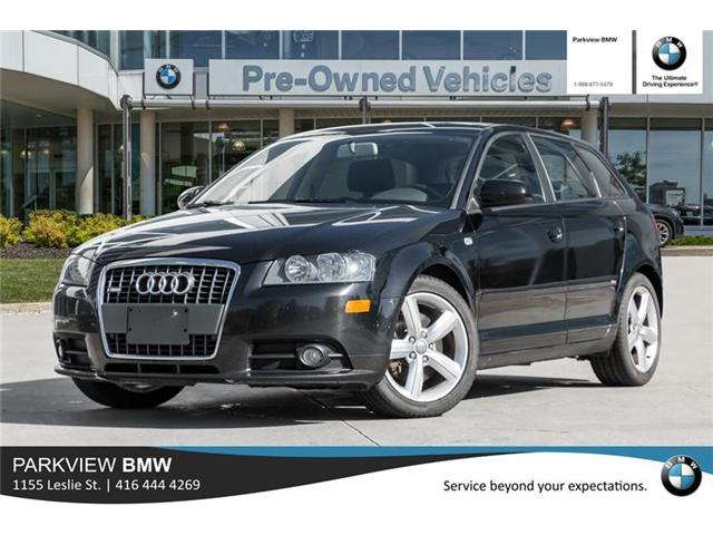 2008 Audi A3 2.0T (Stk: T20500A) in Toronto - Image 1 of 18