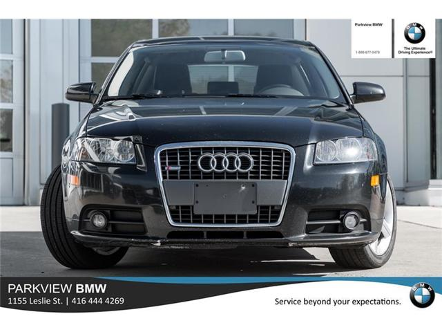 2008 Audi A3 2.0T (Stk: T20500A) in Toronto - Image 2 of 18
