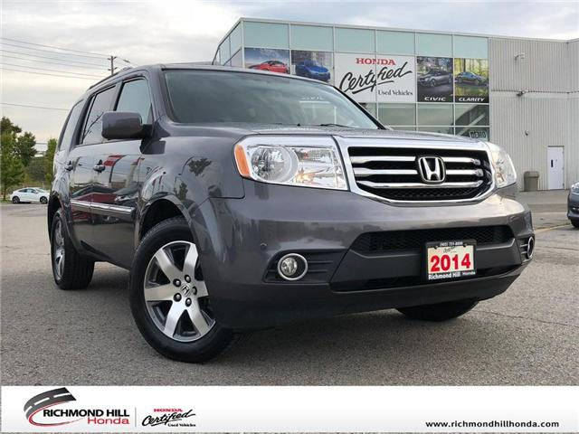 2014 Honda Pilot Touring (Stk: 2036P) in Richmond Hill - Image 1 of 26