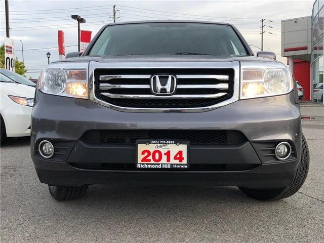 2014 Honda Pilot Touring (Stk: 2036P) in Richmond Hill - Image 2 of 26