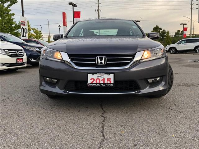2015 Honda Accord EX-L (Stk: 181628P) in Richmond Hill - Image 2 of 22