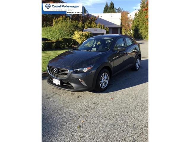 2017 Mazda CX-3 GS (Stk: V1757562V) in Richmond - Image 1 of 18