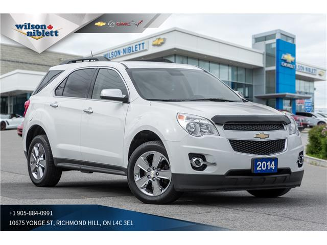 2014 Chevrolet Equinox 1LT (Stk: P166930X) in Richmond Hill - Image 1 of 20