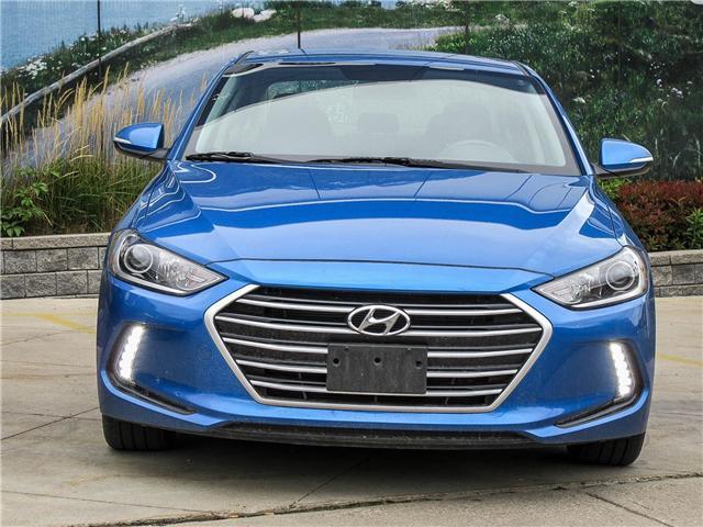 2017 Hyundai Elantra GL (Stk: U06300) in Toronto - Image 2 of 19