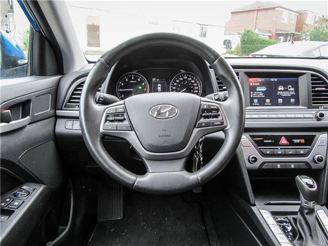 2017 Hyundai Elantra GL (Stk: U06300) in Toronto - Image 9 of 19