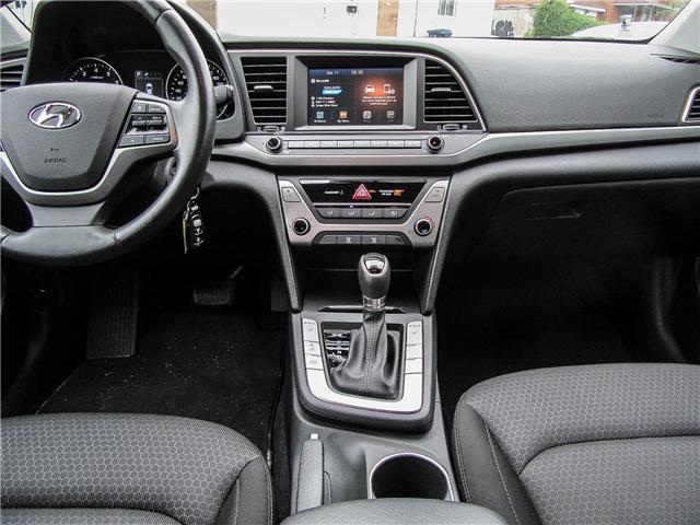 2017 Hyundai Elantra GL (Stk: U06300) in Toronto - Image 10 of 19