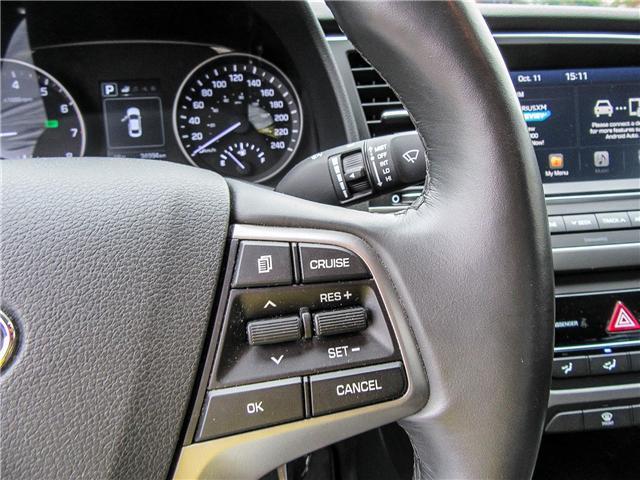 2017 Hyundai Elantra GL (Stk: U06300) in Toronto - Image 17 of 19