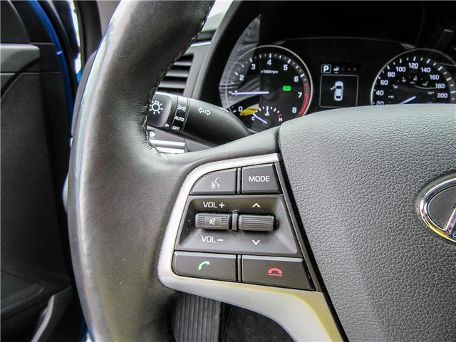 2017 Hyundai Elantra GL (Stk: U06300) in Toronto - Image 18 of 19