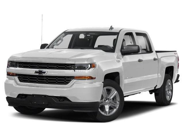 2018 Chevrolet Silverado 1500 Silverado Custom (Stk: 8488416) in Scarborough - Image 1 of 9