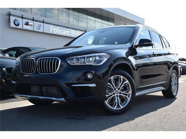 2018 BMW X1 xDrive28i (Stk: 8H31548) in Brampton - Image 1 of 12