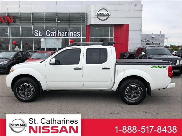 2018 Nissan Frontier PRO-4X (Stk: ALL-999) in St. Catharines - Image 1 of 16