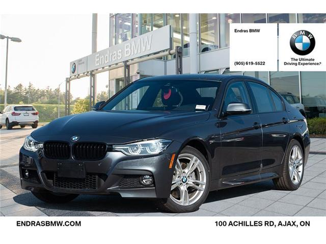 2018 BMW 340i xDrive (Stk: 35210) in Ajax - Image 1 of 22