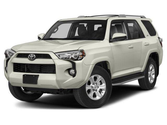 2019 Toyota 4Runner SR5 (Stk: 21289) in Thunder Bay - Image 1 of 9