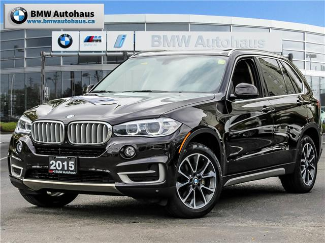 2015 BMW X5 xDrive35d (Stk: NN18100A) in Thornhill - Image 1 of 24