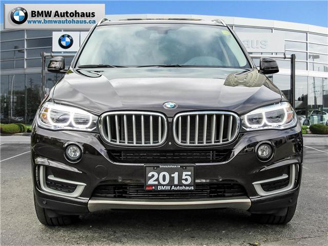 2015 BMW X5 xDrive35d (Stk: NN18100A) in Thornhill - Image 2 of 24
