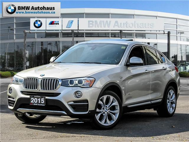 2015 BMW X4 xDrive28i (Stk: P8544) in Thornhill - Image 1 of 24