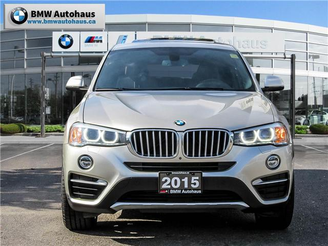 2015 BMW X4 xDrive28i (Stk: P8544) in Thornhill - Image 2 of 24
