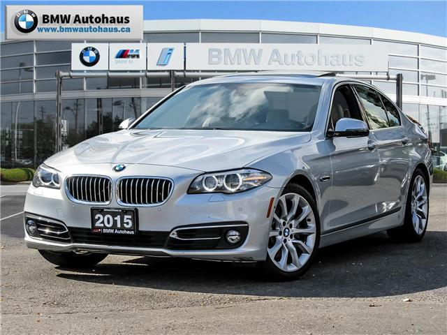 2015 BMW 535i xDrive (Stk: P8545) in Thornhill - Image 1 of 27