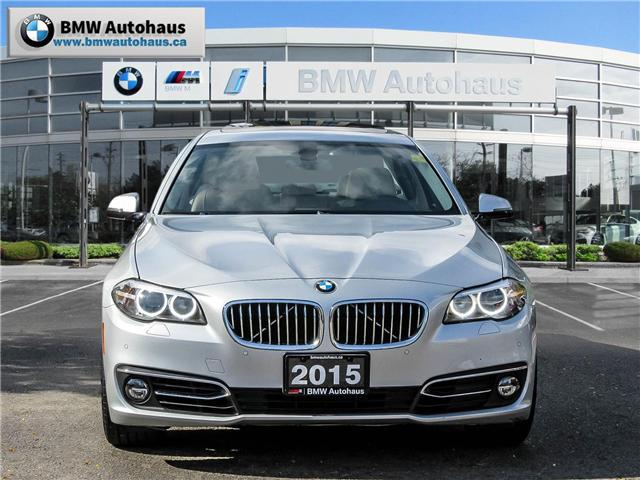 2015 BMW 535i xDrive (Stk: P8545) in Thornhill - Image 2 of 27