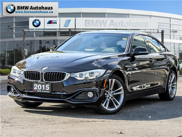 2015 BMW 428i xDrive Gran Coupe (Stk: P8546) in Thornhill - Image 1 of 29