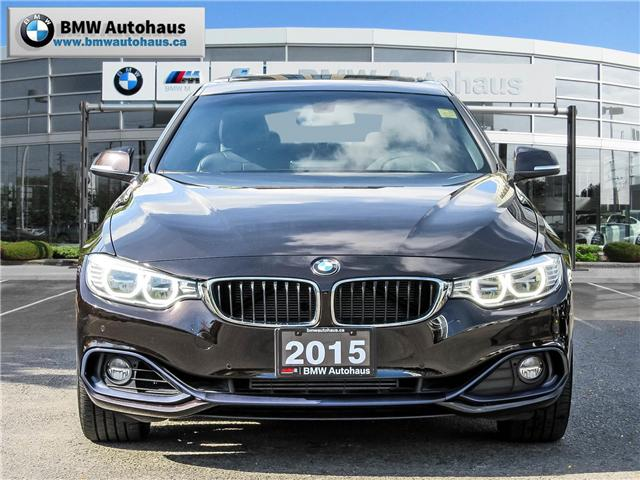 2015 BMW 428i xDrive Gran Coupe (Stk: P8546) in Thornhill - Image 2 of 29
