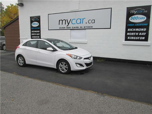 2013 Hyundai Elantra GT GLS (Stk: 181505) in Richmond - Image 2 of 14