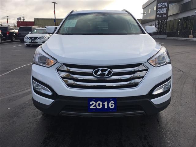 2016 Hyundai Santa Fe Sport 2.4 Premium (Stk: 18519) in Sudbury - Image 2 of 13