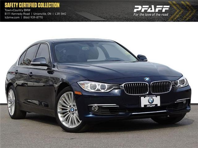 2014 BMW 328i xDrive (Stk: D11506) in Markham - Image 1 of 10