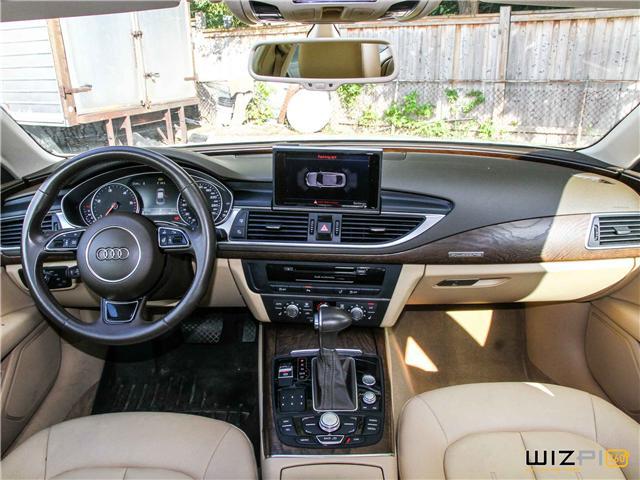 2014 Audi A7 TDI Progressiv (Stk: SA00921) in Toronto - Image 18 of 29