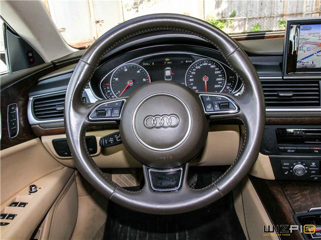2014 Audi A7 TDI Progressiv (Stk: SA00921) in Toronto - Image 19 of 29