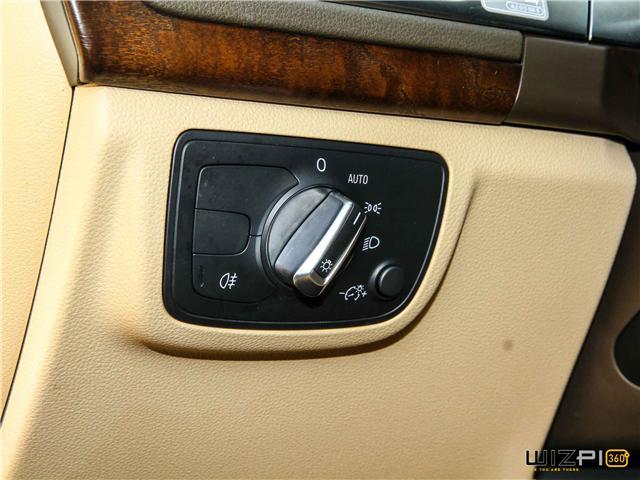 2014 Audi A7 TDI Progressiv (Stk: SA00921) in Toronto - Image 20 of 29