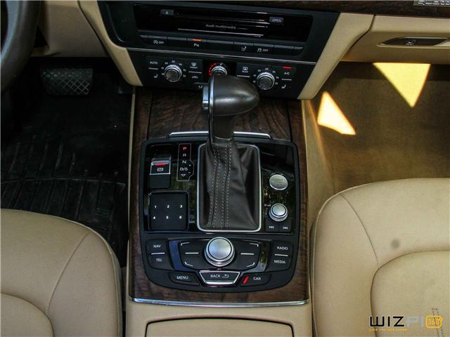 2014 Audi A7 TDI Progressiv (Stk: SA00921) in Toronto - Image 23 of 29