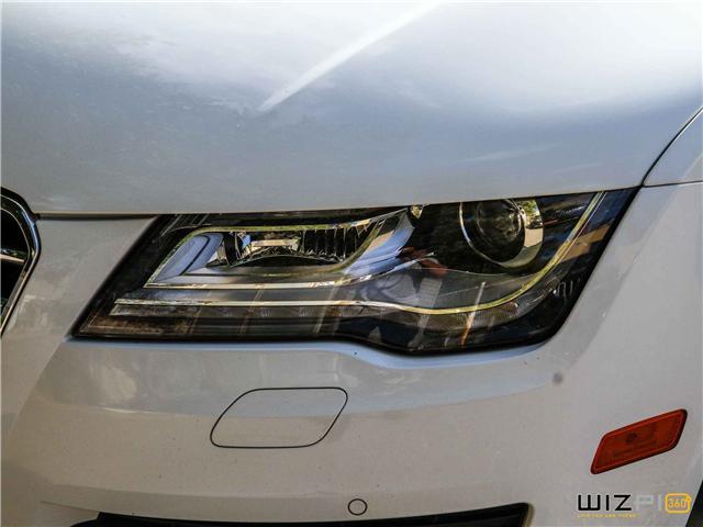 2014 Audi A7 TDI Progressiv (Stk: SA00921) in Toronto - Image 10 of 29