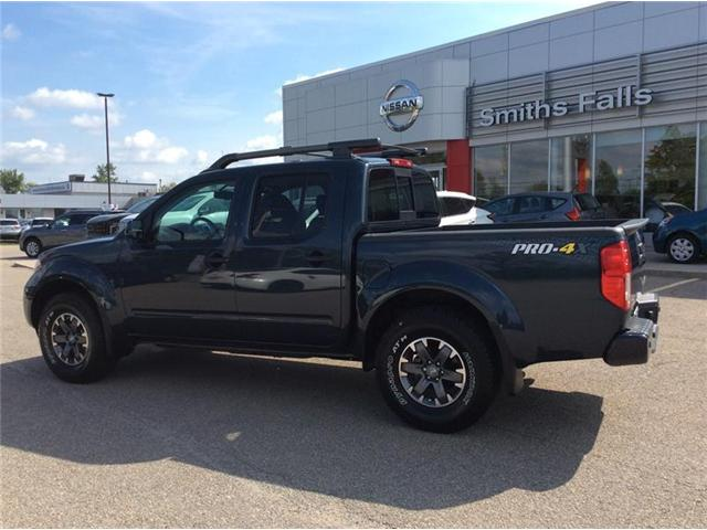 2019 Nissan Frontier PRO-4X (Stk: 19-008) in Smiths Falls - Image 2 of 12