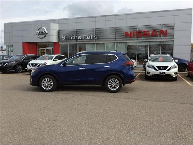 2019 Nissan Rogue SV (Stk: 19-009) in Smiths Falls - Image 1 of 13