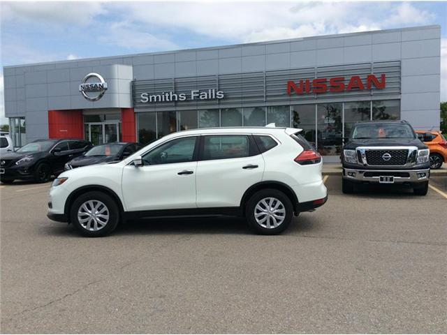 2019 Nissan Rogue S (Stk: 19-011) in Smiths Falls - Image 1 of 13