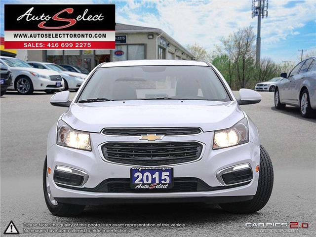 2015 Chevrolet Cruze  (Stk: 15QAD8W) in Scarborough - Image 2 of 28
