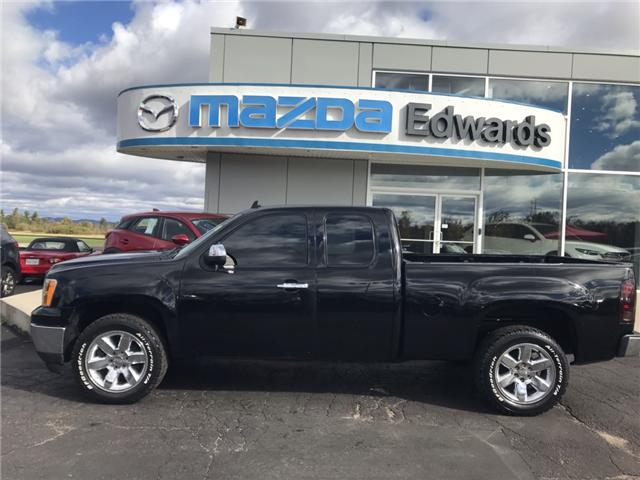 2013 GMC Sierra 1500 SL (Stk: 21480) in Pembroke - Image 1 of 8