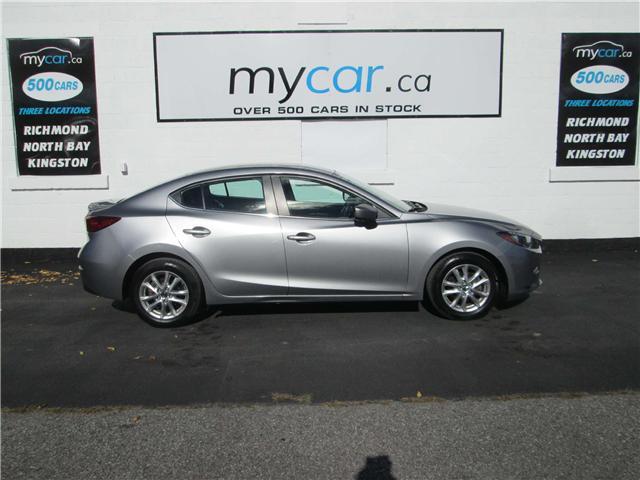 2015 Mazda Mazda3 GS (Stk: 181304) in Richmond - Image 1 of 13