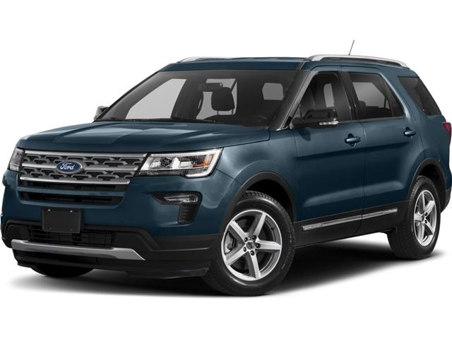 2018 Ford Explorer Limited (Stk: 8304) in Wilkie - Image 1 of 12