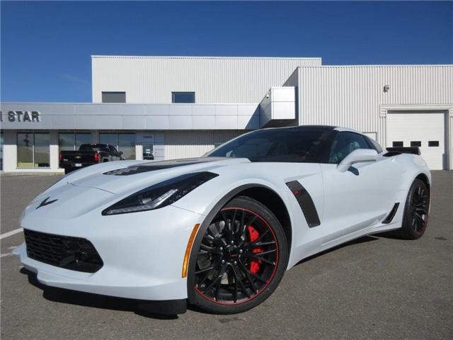 2019 Chevrolet Corvette Z06 (Stk: 1Y02787) in Cranbrook - Image 1 of 24