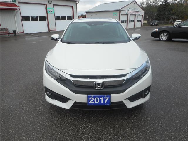 2017 Honda Civic Touring (Stk: NC 3666) in Cameron - Image 2 of 13