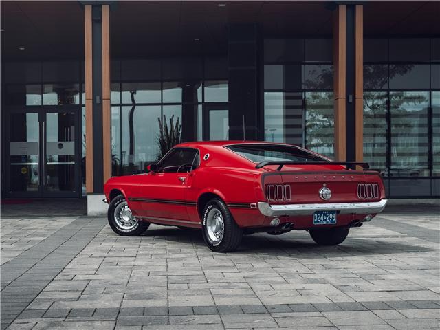 1969 Ford Mustang Mach 1 (Stk: ) in Woodbridge - Image 2 of 10
