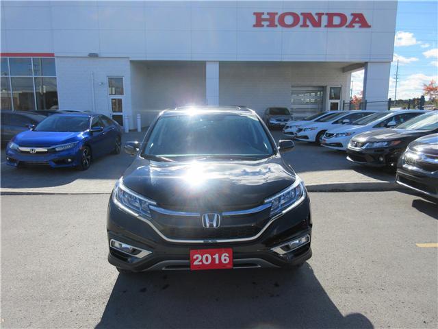 2016 Honda CR-V EX (Stk: SS3223) in Ottawa - Image 2 of 10