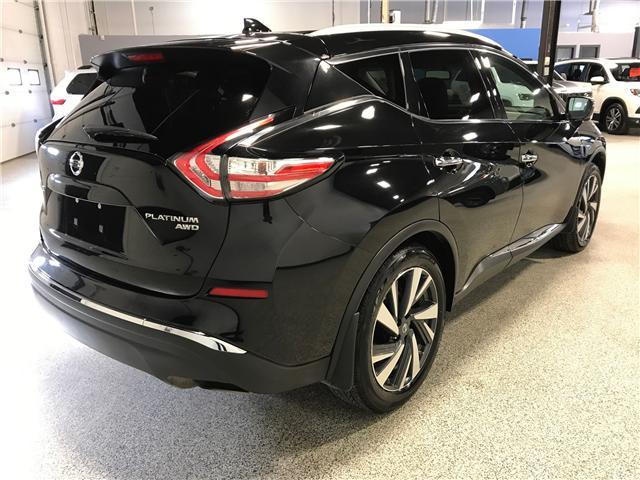2017 Nissan Murano Platinum (Stk: P11834) in Calgary - Image 3 of 13