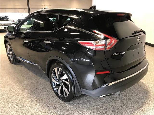 2017 Nissan Murano Platinum (Stk: P11834) in Calgary - Image 4 of 13