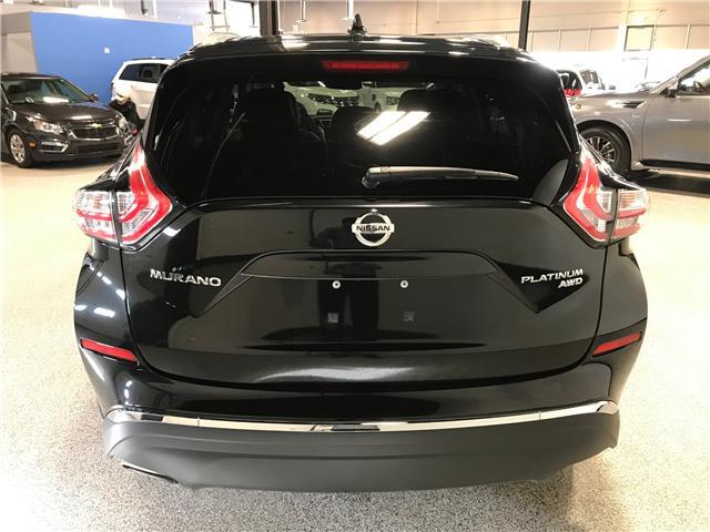 2017 Nissan Murano Platinum (Stk: P11834) in Calgary - Image 5 of 13