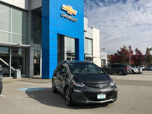 2018 Chevrolet Bolt EV Premier (Stk: 971370) in Vancouver - Image 2 of 26