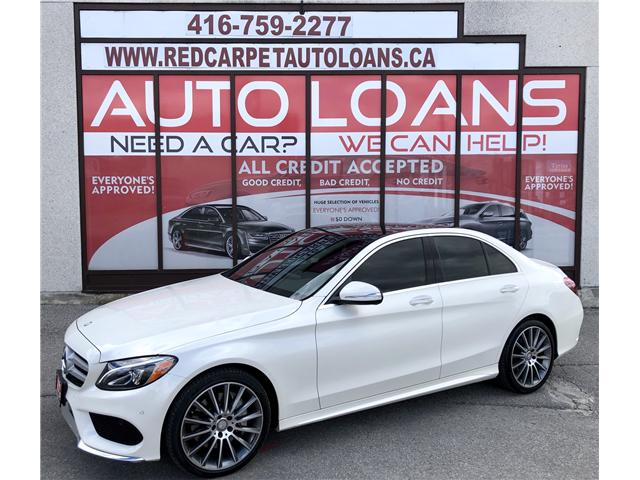2015 Mercedes-Benz C-Class Base (Stk: 005897) in Toronto - Image 1 of 15